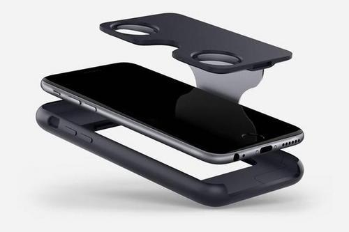 Figment VR:可以变成虚拟现实头盔的手机壳
