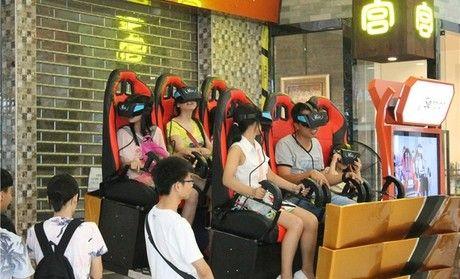 不要以为VR体验馆就是VR,正如凤凰传奇之于流行乐
