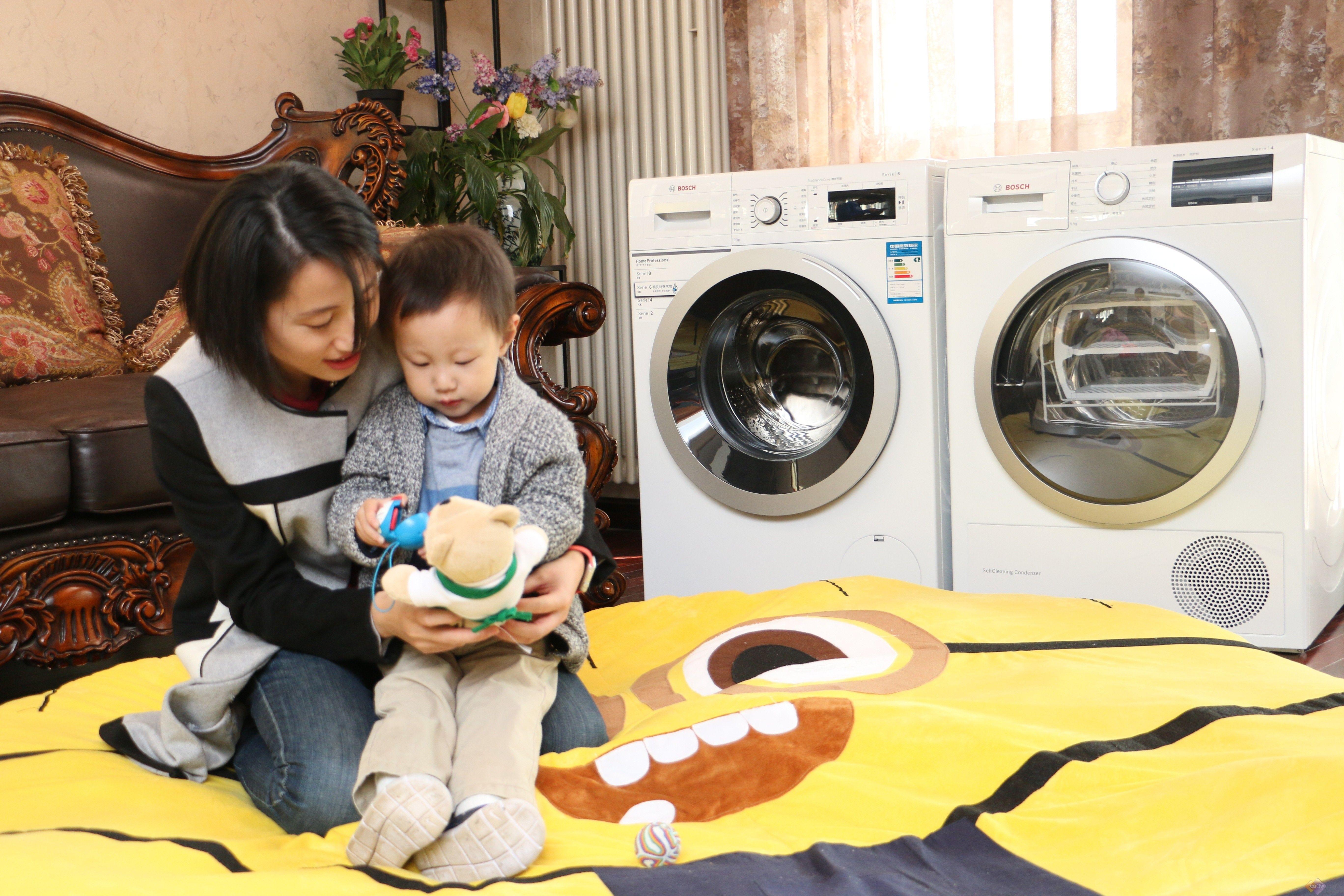 掌握这些洗衣机使用方法