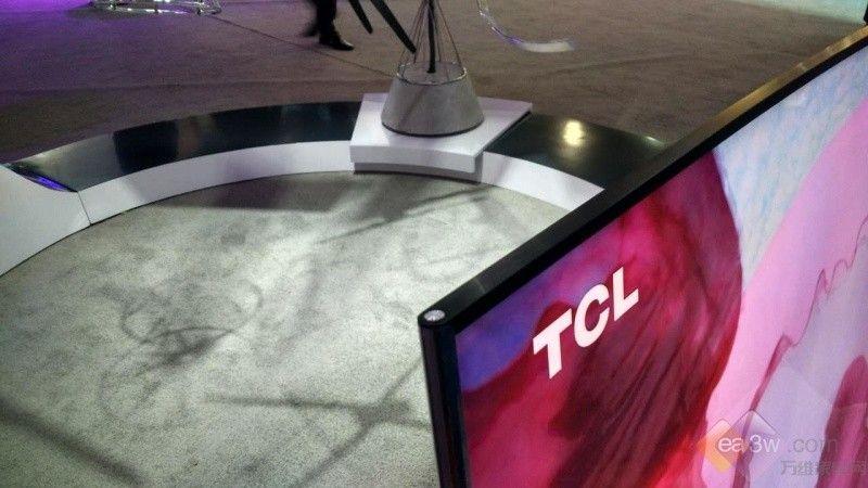 直击CES2016:TCL X1系列可定制新品亮相