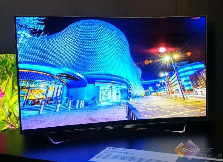 直击CES2016:松下发新品4K OLED电视