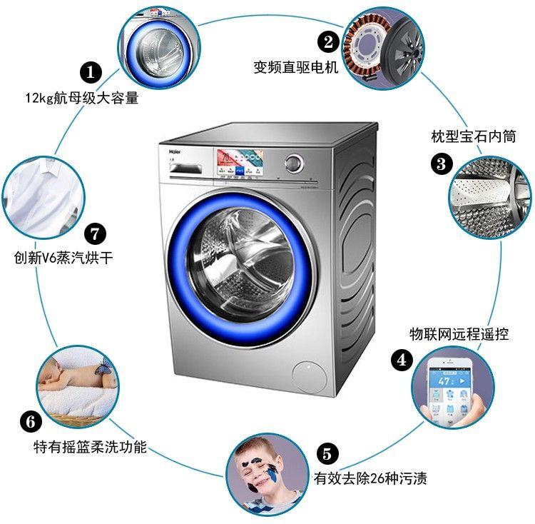 """对""""娇气""""衣物说不!海尔水晶洗衣机挑战测试"""