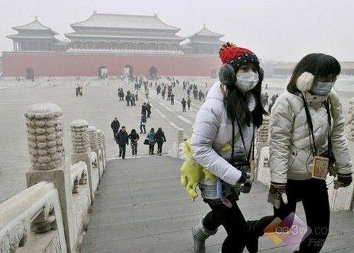 PM2.5防雾霾口罩团体标准颁布 你戴对了吗?