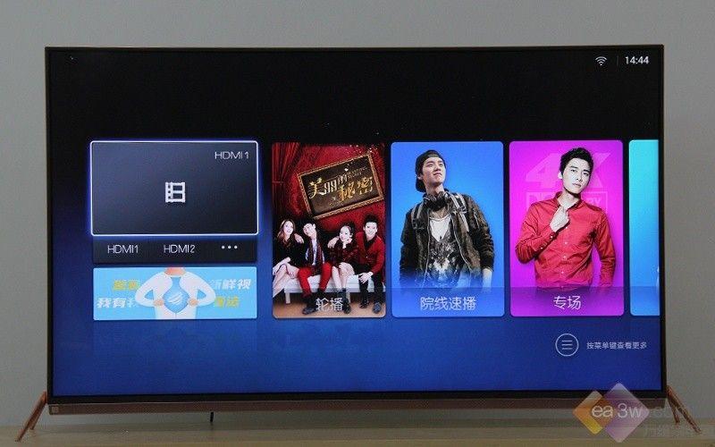 """人气""""网红""""你该怎么选 4款互联网新品TV对比"""