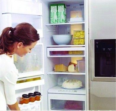 你知道冰箱需要经常清理的地方是哪里吗?