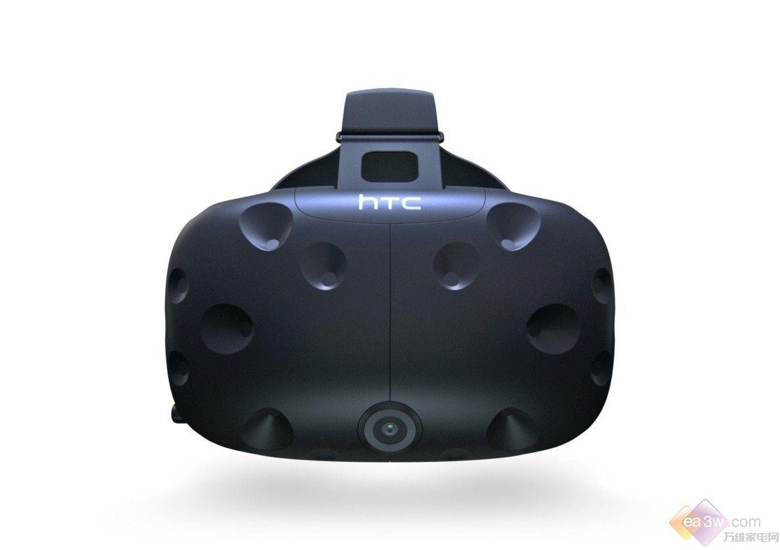 799美元的HTC Vive VR头盔 翻身就靠你了!