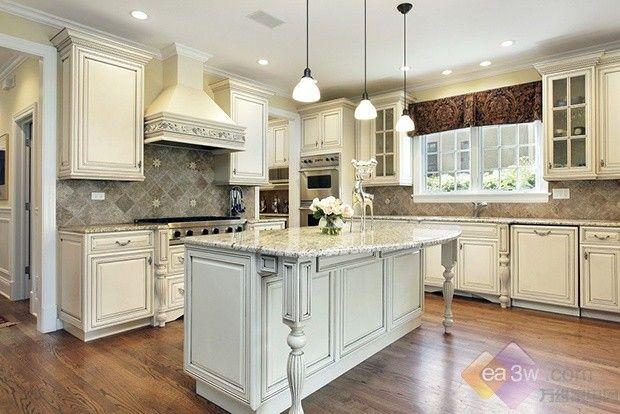 e评测:散而杂的厨房如何装修才能有逼格?