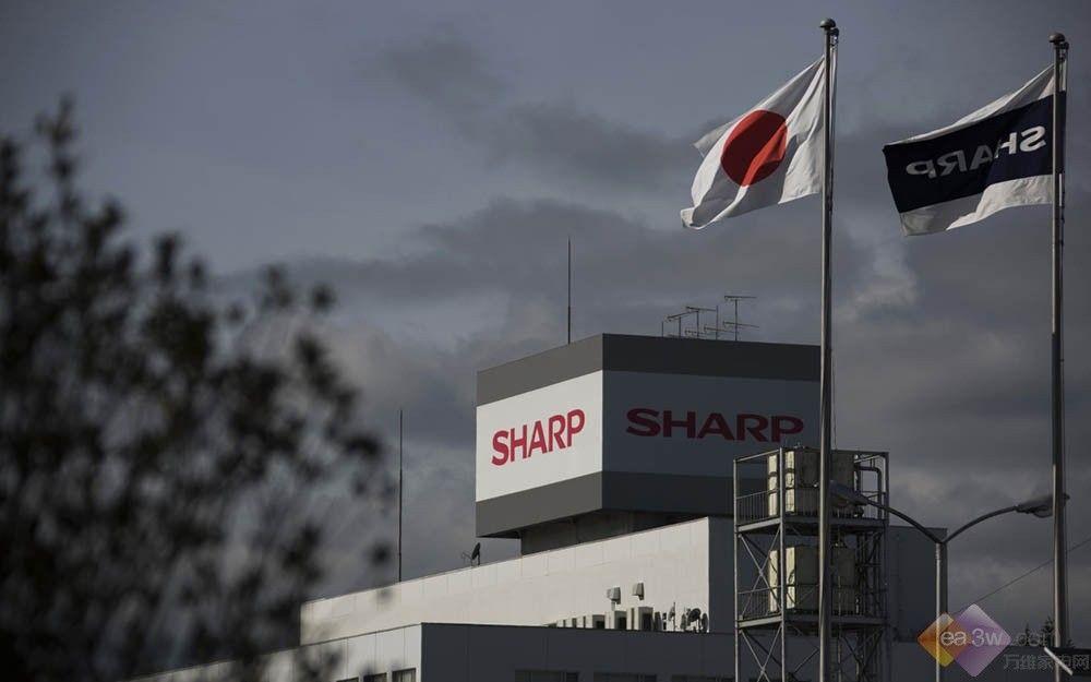 夏普冒出200亿债务 富士康暂缓收购交易