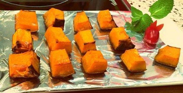 烤南瓜 身边这些不起眼的食材有大疗效