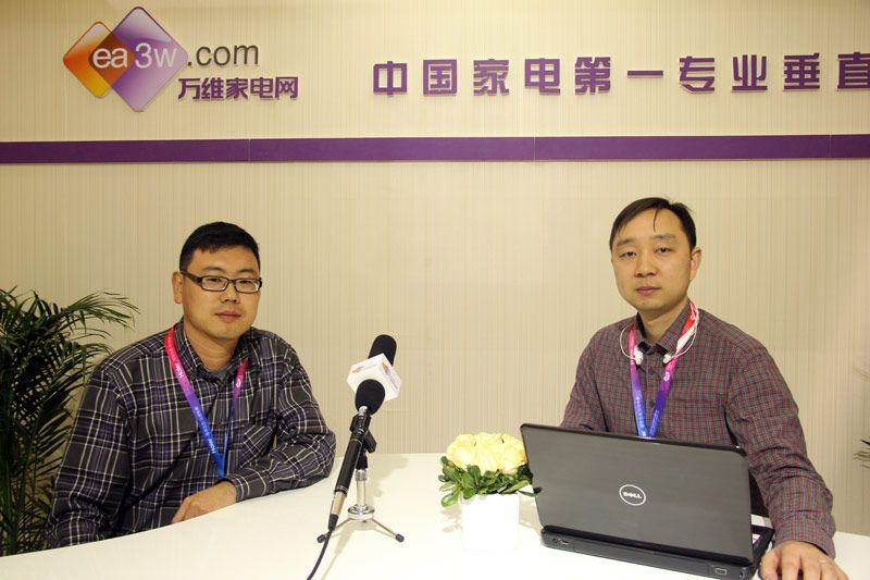 AWE专访TCL家电空调事业部产品规划部刘哲