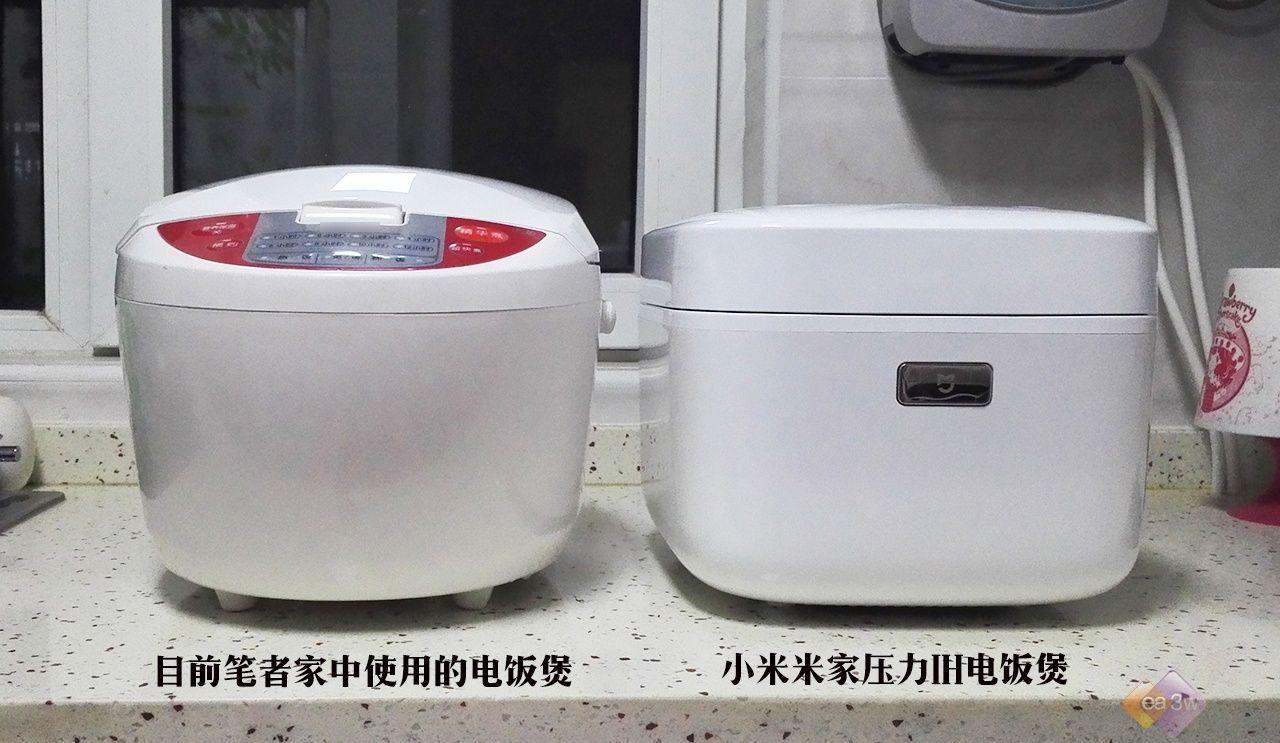 """""""新国货""""小米米家压力IH电饭煲真的粘不住?"""