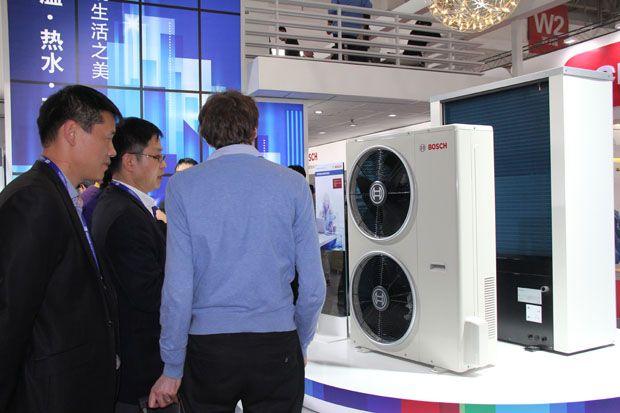 坚持做创新产品 专访博世集团热力技术事业部中国区销售与市场副总裁蔡思凯