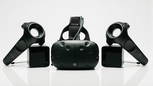 HTC Vive三种独具特色的VR体验