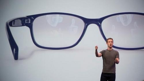 扎克伯格Oculus Rift的未来形态是智能眼镜