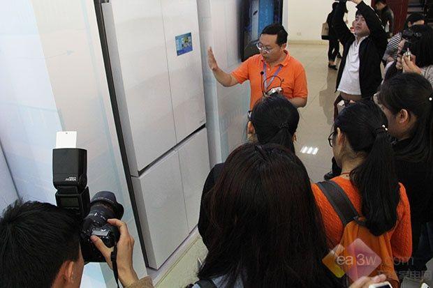 提前曝光 美的新一代智能冰箱到底有多智能