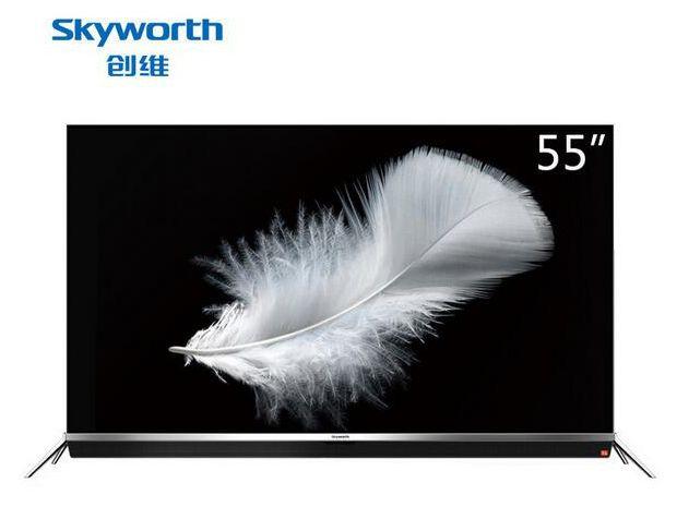 7.5mm GLED超薄电视 创维55G9200来袭