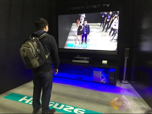 2016CES Asia:激光技术成电视行业发展契机