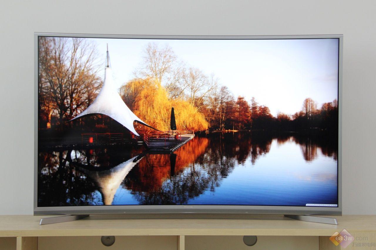 普及型HDR曲面电视 海信EC760UC图赏