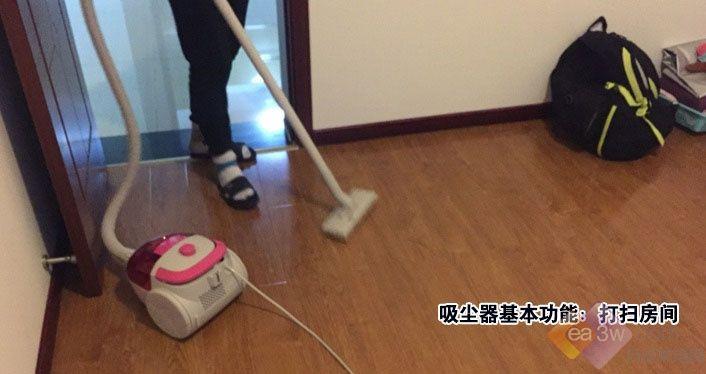 生活大爆炸:吸尘器除了打扫还能干吗?
