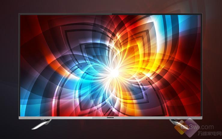 49吋智能4K电视 长虹49U3C仅售2299