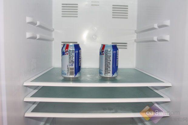 冷藏冷冻自由变换 CHIQ二代智能冰箱真机图