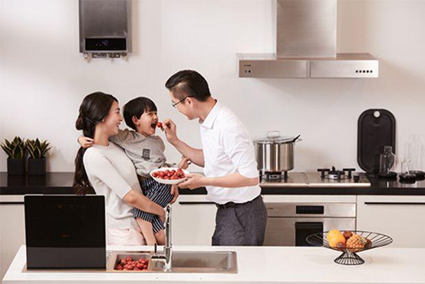 """分久必合 """"集成""""概念在厨卫领域愈发明显"""