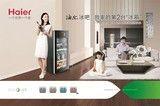 海尔多频变温冰吧国美售4389 买就送酸奶机