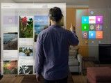 虚拟世界的全息体验 微软最新黑科技曝光