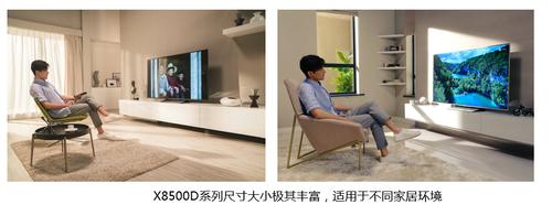 618只用纠结尺寸要多大 索尼电视苏宁全尺寸