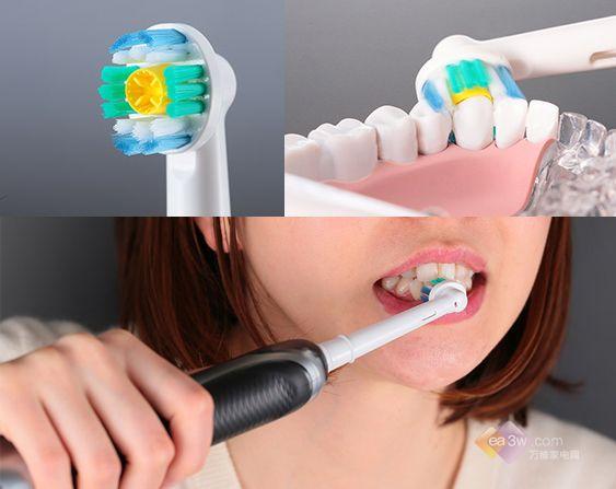 E评测:博朗欧乐-B 7000电动牙刷使用体验
