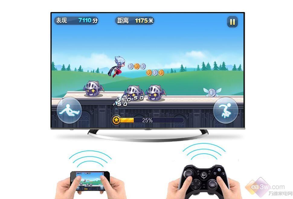 买电视送路由 CHiQ电视49Q2FU手机专享福利