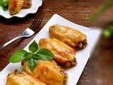 每日一道家常菜:无水焗鸡翅
