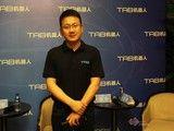 TAB徐华:TAB要做最酷的家庭服务机器人品牌