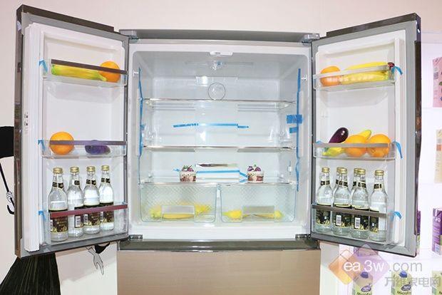 超大空间设计 澳柯玛冰箱在SINOCES展出