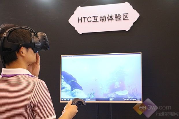 直击2016 SINOCES 万维家电网很强VR很火