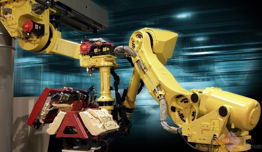 国产机器人市场份额仅8% 自主品牌如何突围