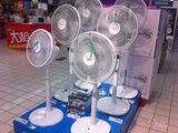 夏季祛暑小家电热销 特殊时段电风扇折扣少