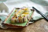 每日一道家常菜:鲜蔬米纸卷
