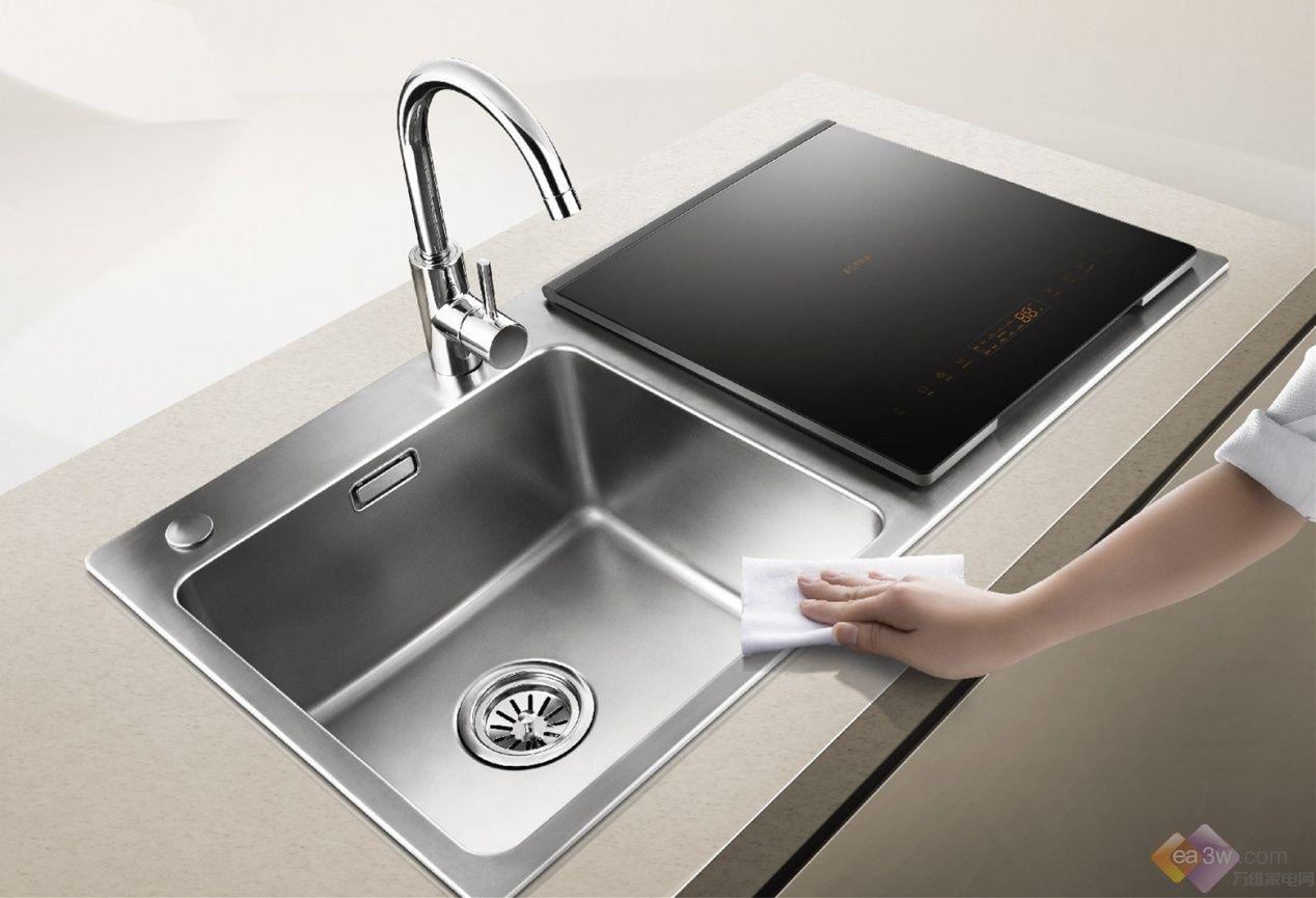 传统嵌入式洗碗机和水槽洗碗机哪种好?图片
