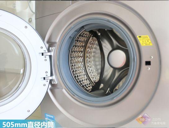 tcl免污式滚筒洗衣机体验