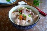 每日一道家常菜:莲藕排骨汤