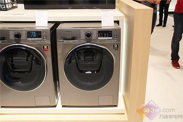 2016IFA:三星推多款AddWash智能洗衣机