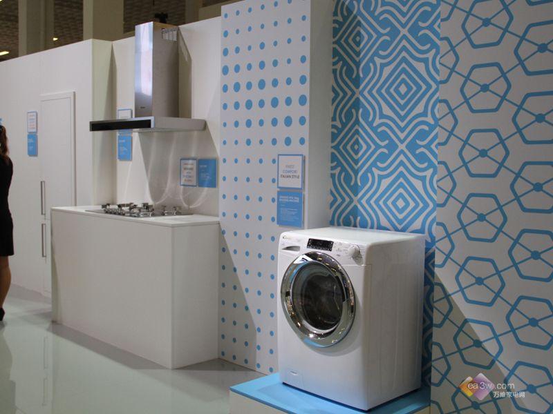 2016IFA火爆开幕:CANDY携智能洗衣机亮相