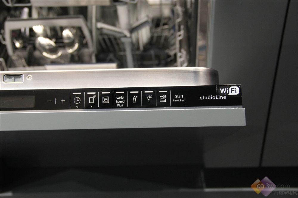 聚焦IFA2016:西门子iQ700系列智能家电系统