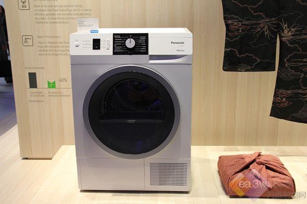 2016IFA:松下推智能烘干及环境友好型洗衣机