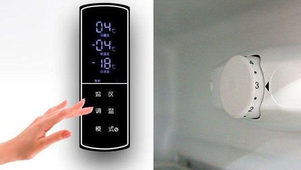 冰箱是买电脑控温还是机械控温的?