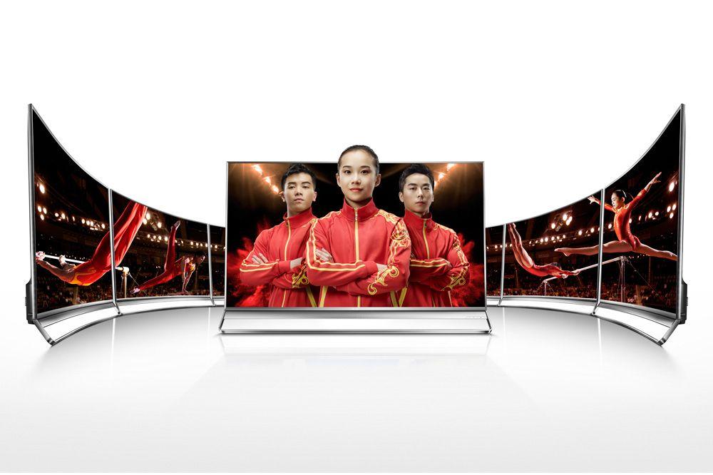 双线布局:中国彩电市场开始两条腿走路