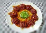 每日一道家常菜:番茄汁灯笼茄子