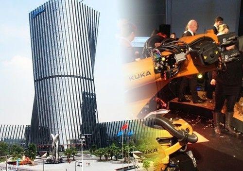 美的收购机器人公司库卡 推动公司制造升级
