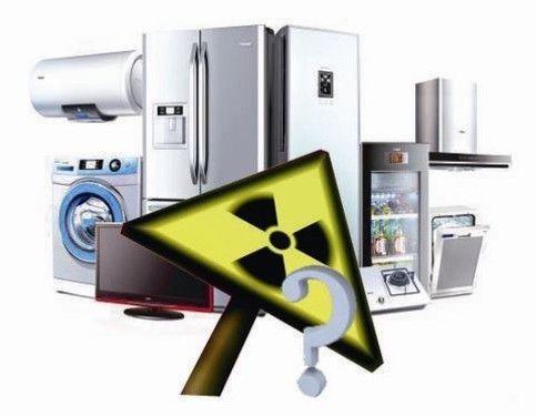 家电辐射排行 你绝对想不到的全在榜上